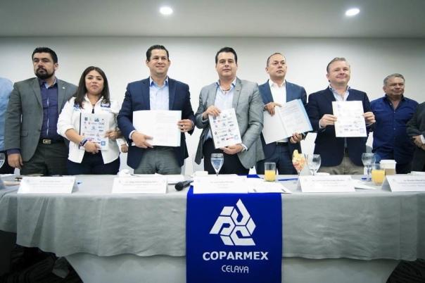 Coparmex Anticorrupción