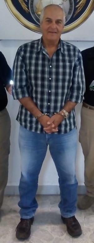Fonseca detenido